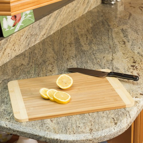 Home Basics Cutting Board (Set of 2)