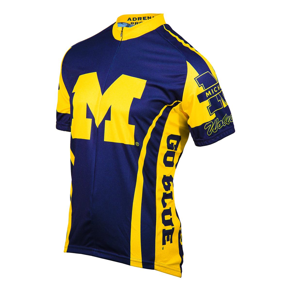 Adrenaline Promotions University of Michigan Cycling Jersey