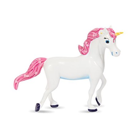 BirthdayExpress Enchanted Unicorn Party Supplies - Cake Topper - image 1 de 1