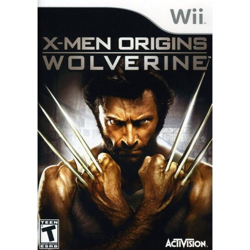 X-MEN ORIGINS:WOLVERINE WII ACTION