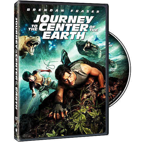 Journey To The Center Of The Earth 2D (2008) (Full Frame, Widescreen)