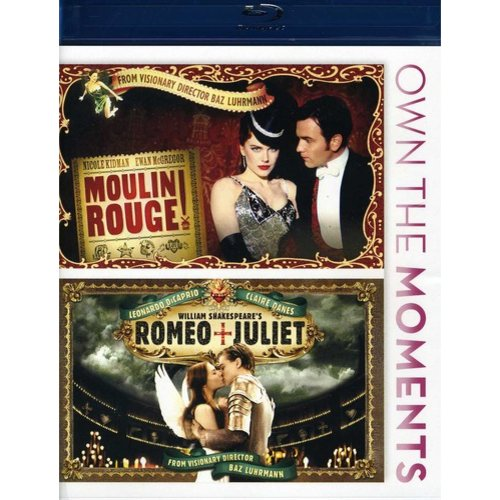 Moulin Rouge / Romeo And Juliet (Blu-ray) (Widescreen)