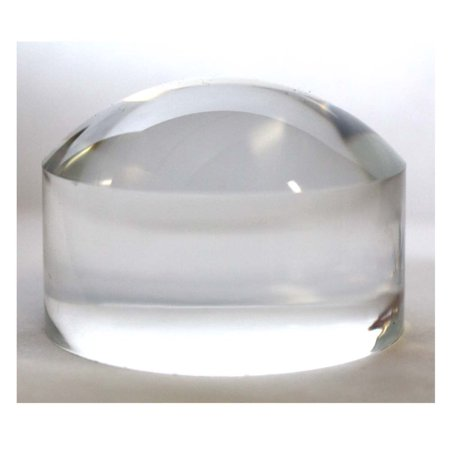 4x Clear Acrylic Dome Magnifier