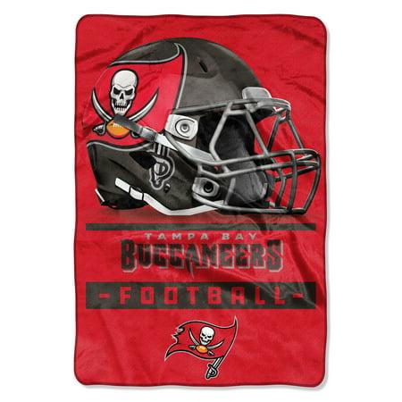 Tampa Bay Devil Rays Book - NFL Tampa Bay Buccaneers Sideline Oversized Micro Raschel 62