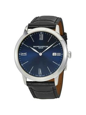 Baume & Mercier Baume et Mercier Classima Blue Dial 40mm Men's Watch MOA10324