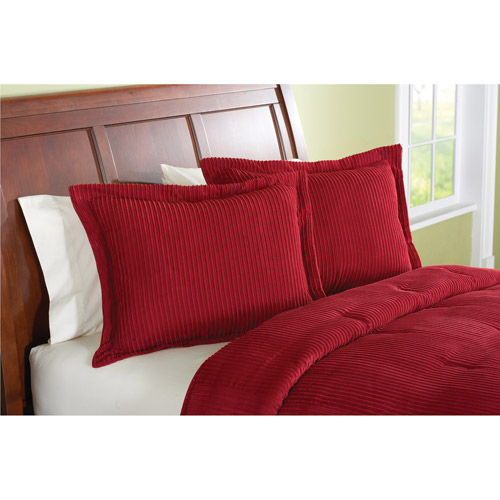 Mainstays Studio Variegated Bedding Comforter Set