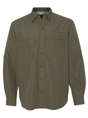 27445f25afe Product Image Dri Duck 4405 Catch Convertible Sleeve Performance Fishing  Shirt