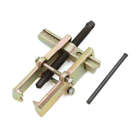 Two Jaw Black Bronze Tone 11.5cm Long Center Bolt Bearing Gear (Long 2 Jaw)