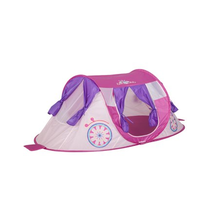 Kids Pop Up Tent, Princess Carriage