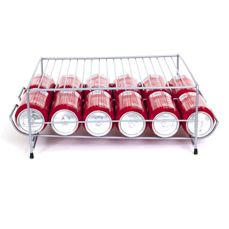 Origami Mini Stainless Steel Kitchen Bar Countertop Organizer w/ Can Holder Rack (Counter Rack)