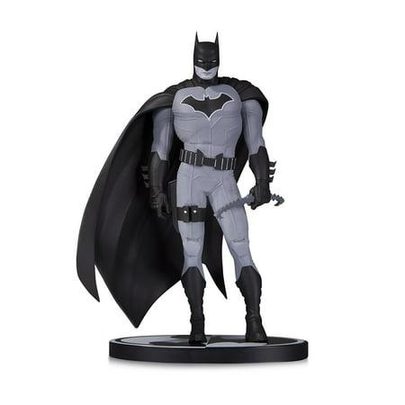 DC Collectibles Black & White: Batman by John Romita Jr. Resin Statue Batman Black And White Statue