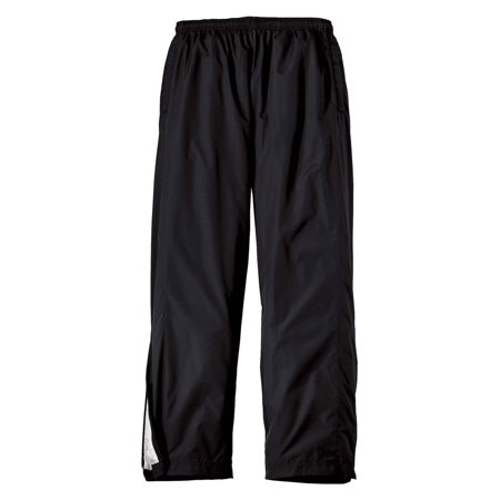 Sport-Tek Men's Elastic Drawcord Lightweight Wind Pant