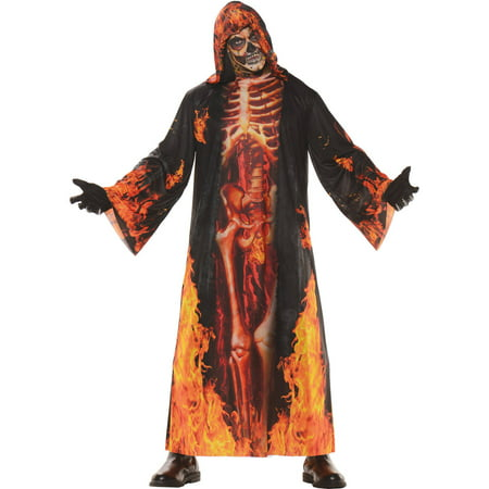 Underworld Photo Real Robe Men's Adult Halloween Costume](Underworld Halloween Costumes)