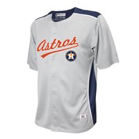 MLB HOUSTON ASTROS BUTTON DOWN JERSEY