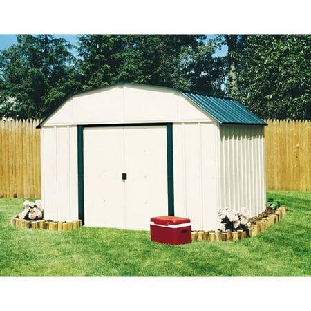 Arrow Viny Sheridan 10' x 14' Steel Storage Shed