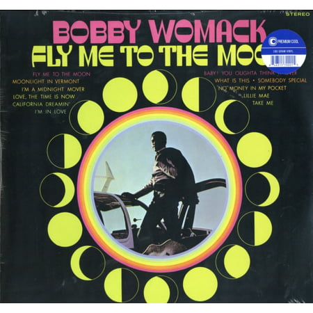 Bobby Womack - Fly Me To The Moon - Vinyl Fly Me To The Moon Jazz
