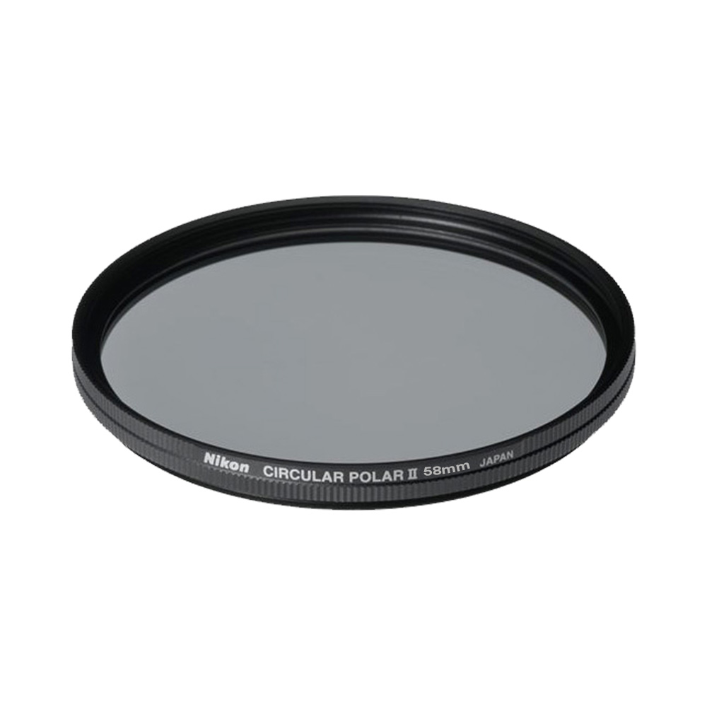 Nikon 58mm Circular Polarizer II Filter