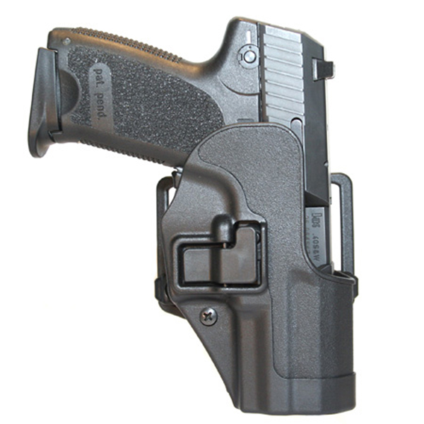 BLACKHAWK! Serpa CQC 410502BK-L Holster Glock 19,23,32,36 Matte Black by Blackhawk
