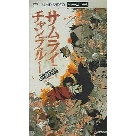 Samurai Champloo Volume 2 UMD For PSP