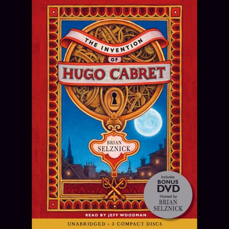 The Invention of Hugo Cabret - Audiobook