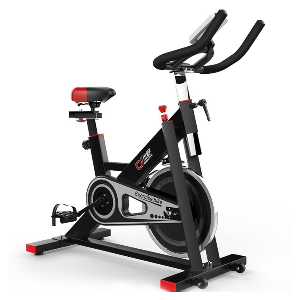 Exercise Bicycle Trainer Cycling Cardio Health Workout Fitness Equipment