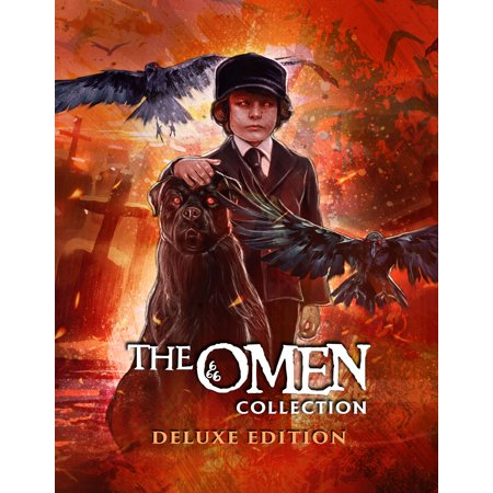 Halloween The Complete Collection Limited Deluxe Edition (The Omen Collection Deluxe Edition)
