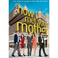 How I Met Your Mother: Season Six (DVD)