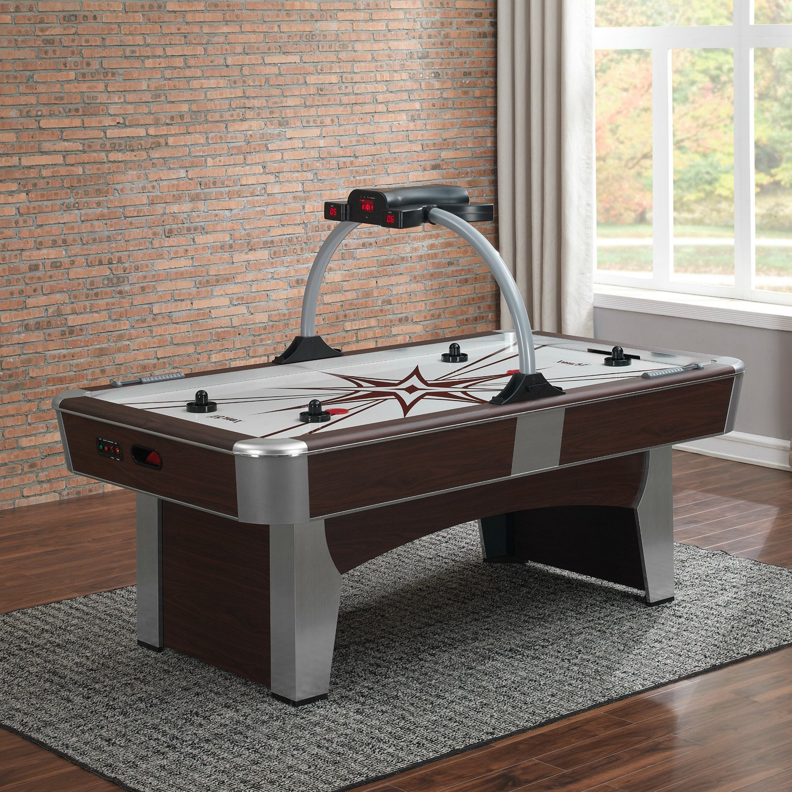 American Heritage 7 ft. Monarch Air Hockey Table
