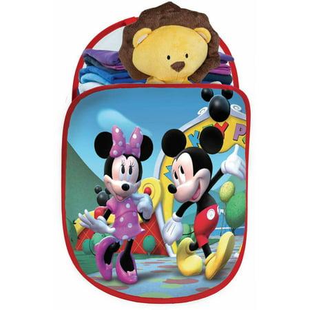 Playhut Disney Mickey Mouse Pop N Play Tote