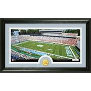 """University of North Carolina """"Stadium"""" Bronze Coin Panoramic Photo Mint"""