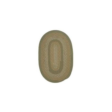Georgetown Sample Swatch Area Rug, Olive