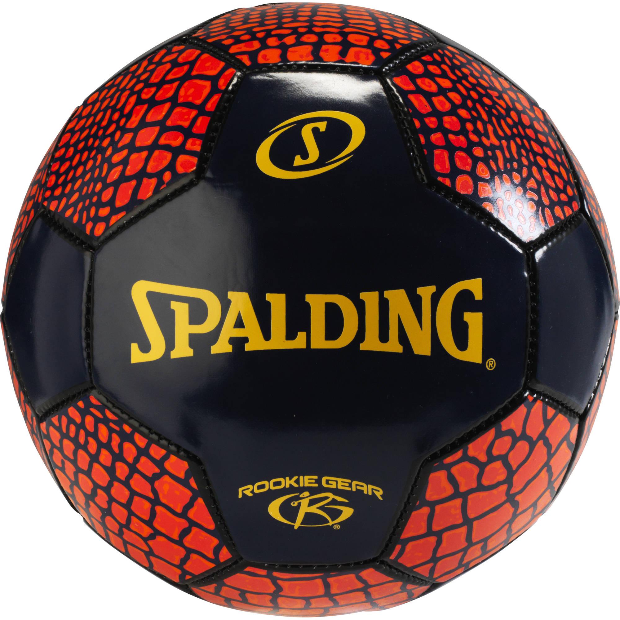 Spalding Rookie Gear Soccer, Size 3