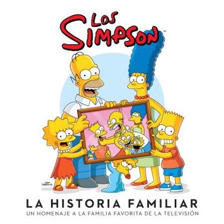Simpson, Los. Historia Familiar