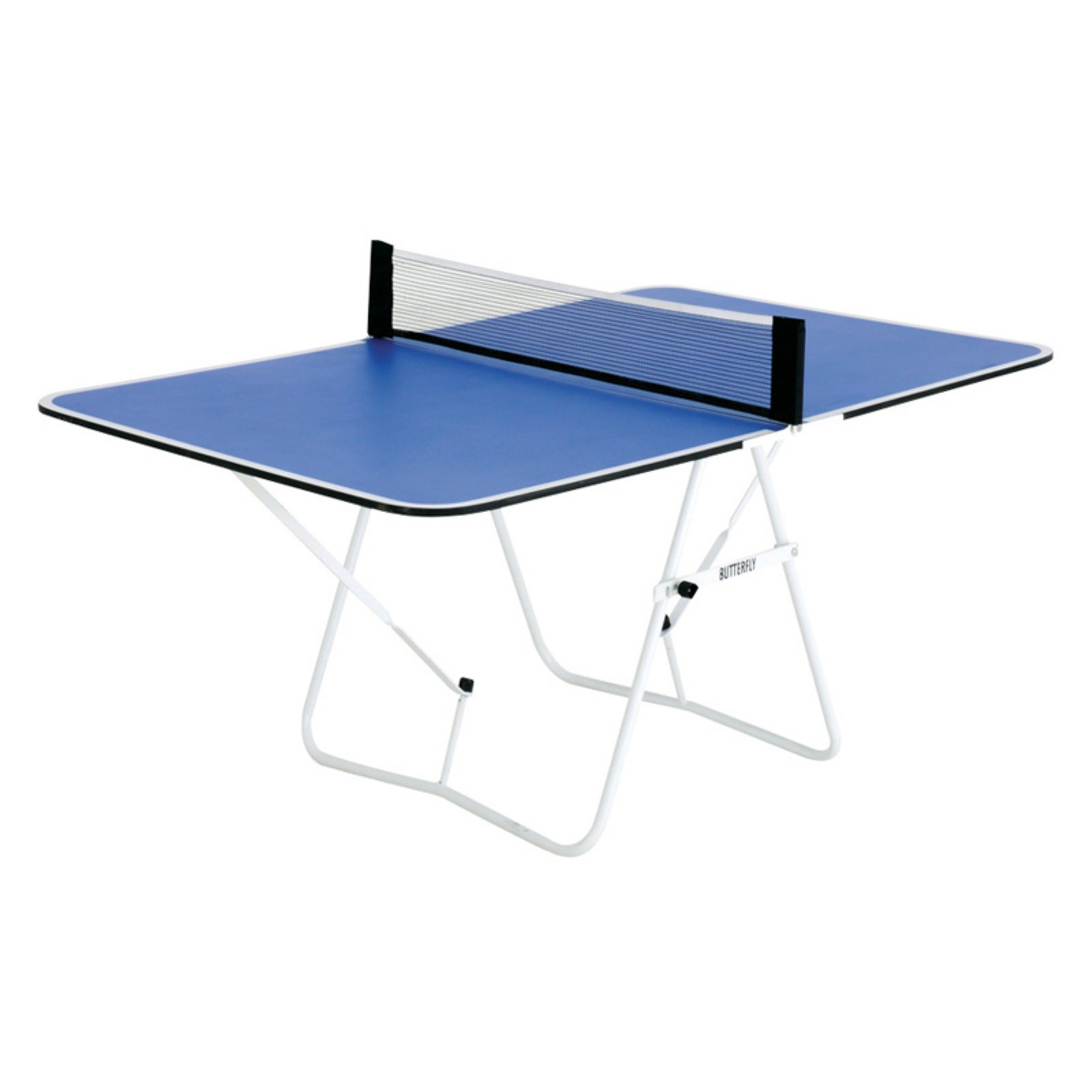 Butterfly Fun Ping Pong Table, Blue by Generic