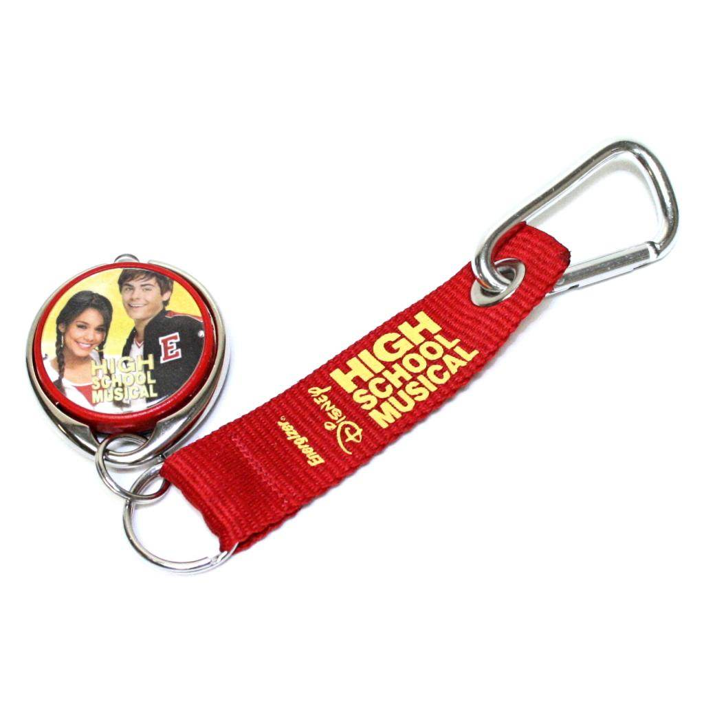 Energizer 05788 - Disney High School Musical LED Keychain Flashlight with Belt Clip (HSMC2ACS)