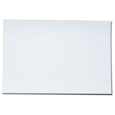Dove White 25.5 x 17.25 Blotter Paper Pack