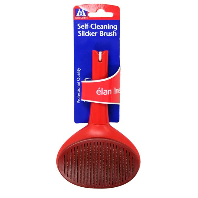 Millers Forge 008MF-930E Elan Self-Cleaning Brush for Pet