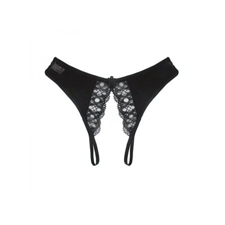 Women Sexy Lace Lingerie Underwear Panties G-string ()