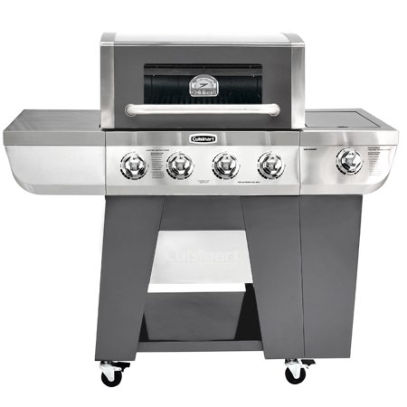 Cuisinart Deluxe Four-Burner Gas