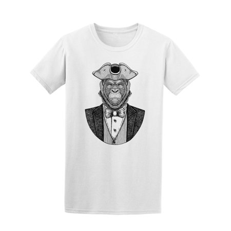 Classy Vintage Sailor Gorilla Tee Men's -Image by Shutterstock](Mens Sailor Suit)