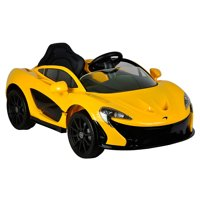 Mclaren P1 12V Battery Powered Kids Ride On Sports Car Vehicle (4 Colors)