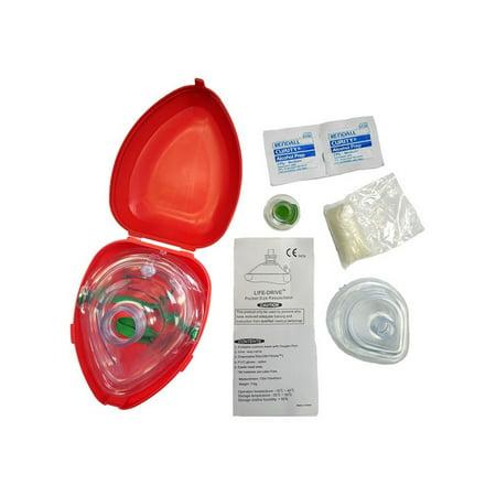 Dragon Mask Kit (Adult/Infant Pocket Mask Kit )