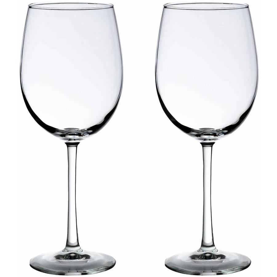 Lillian Rose Set of 2 Wine Glasses