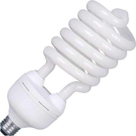 LSE Lighting 105W CFL spiral T5 277V E26 High Output Grow Lights ...