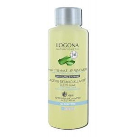 Facial Care For All Skin Types Mild Eye Make-up Remover Logona 3.4 oz Liquid Logona Facial Care