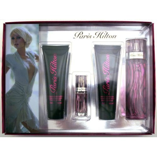 Paris Hilton - 34 Sp/ 3 Body Lotion/ 3 Shower Gel/Mini Size: Set