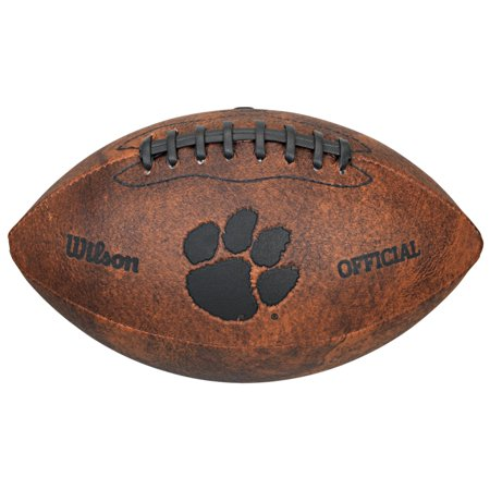 NCAA Vintage Football, University of Clemson Tigers](Univ Of Miami Football)