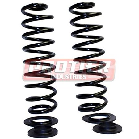 Westar Industries Air Spring to Coil Spring Conversion Kit