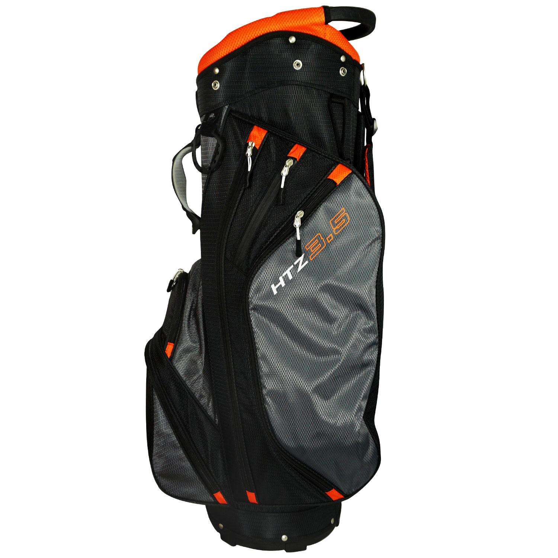 HotZ 3.5 Cart Bag *Orange/Blk/Gray*