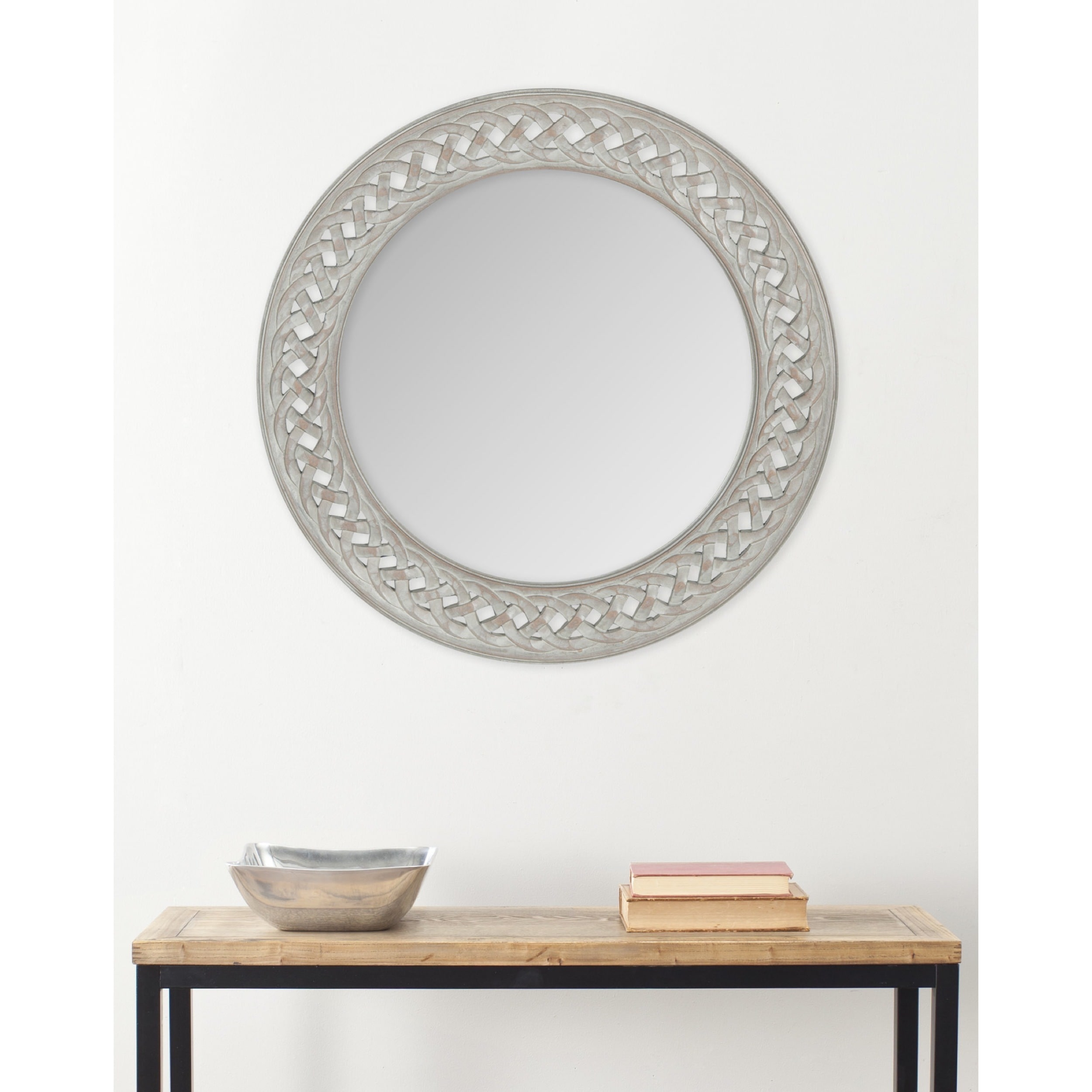 Safavieh Braided Chain Wall Mirror